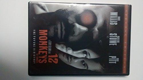 9781417011070: Twelve Monkeys [USA] [DVD]