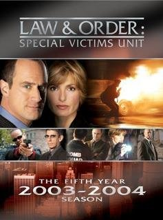 9781417015184: Law & Order: Special Victims Unit - The Fifth Year