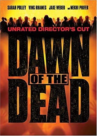 9781417018147: Dawn of the Dead (Widescreen Unrated Director's Cut)