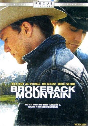 9781417030323: Brokeback Mountain [Alemania] [DVD]