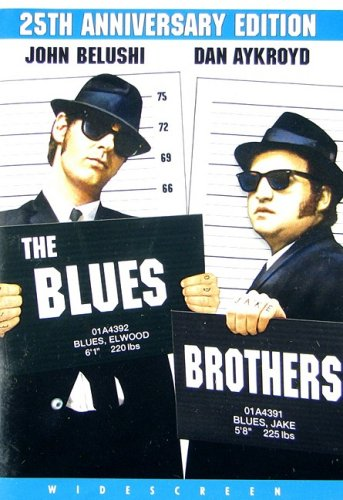The Blues Brothers 25th Anniversary Edition