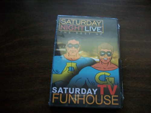 9781417040469: Snl: Best of Saturday TV Funhouse