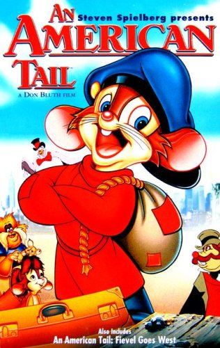 9781417041794: An American Tail Family Double Feature