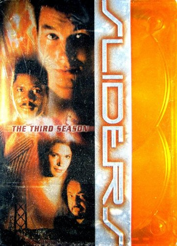 9781417043521: Sliders: Third Season [Reino Unido] [DVD]