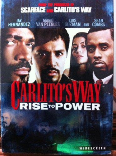 9781417045662: Carlito's Way - Rise to Power (Widescreen)