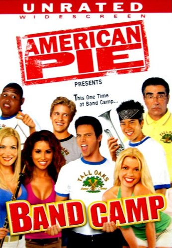 9781417046447: American Pie: Band Camp [Import USA Zone 1]