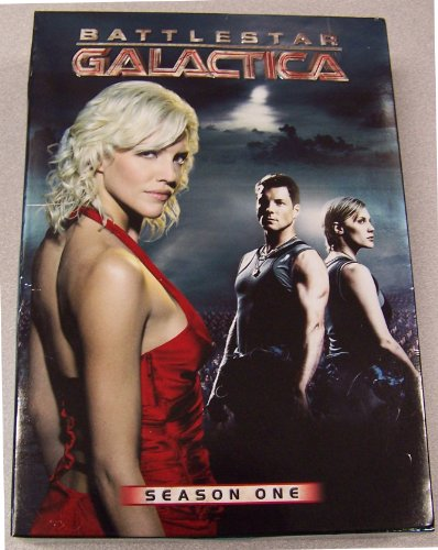 9781417054060: Battlestar Galactica - Season One