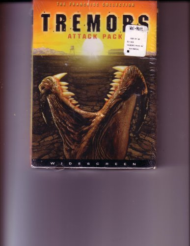 9781417059157: Tremors Attack Pack [USA] [DVD]
