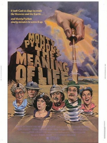 9781417067374: Monty Python's the Meaning of Life [Reino Unido] [DVD]