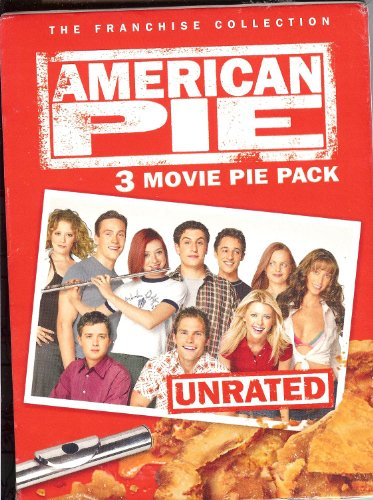 9781417069248: American Pie 3PK (Unrated)