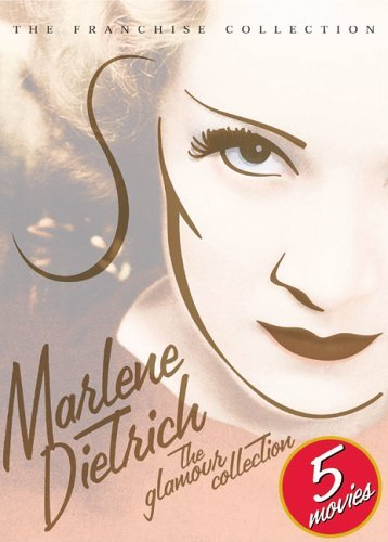 Marlene Dietrich: The Glamour Collection [DVD]
