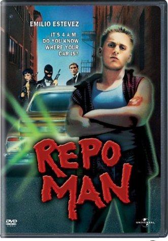 9781417070510: Repo Man [Import USA Zone 1]