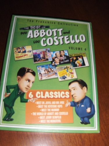 The Best of Abbott & Costello: Volume 4
