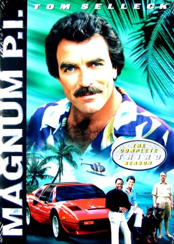 9781417073689: Magnum P.I.: The Complete Third Season