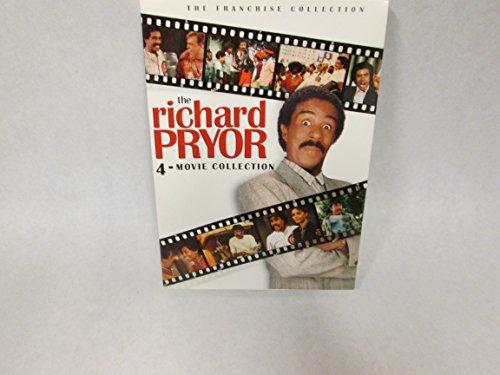 9781417076406: The Richard Pryor: 4-Movie Collection