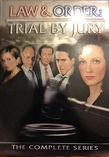 9781417080328: Law & Order: Trial By Jury: The Complete Series