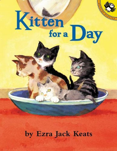 9781417601332: Kitten For A Day (Turtleback School & Library Binding Edition)