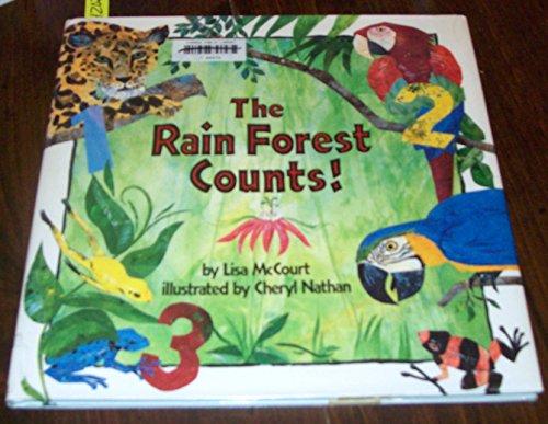 9781417607976: Rain Forest Counts!