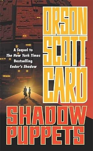 9781417618064: Shadow Puppets (Turtleback School & Library Binding Edition) (Ender's Shadow)