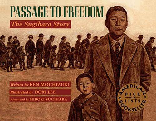 9781417618903: Passage To Freedom: The Sugihara Story (Turtleback School & Library Binding Edition)