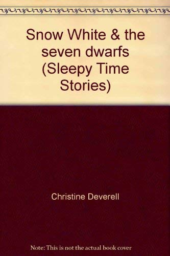 Snow White and the Seven Dwarfs (1417621249) by Belinda Downes; Joan Aiken