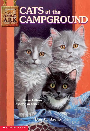 9781417624041: Cats at the Campground (Animal Ark Series #32)