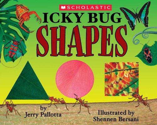 9781417624188: Icky Bug Shapes (Turtleback School & Library Binding Edition)