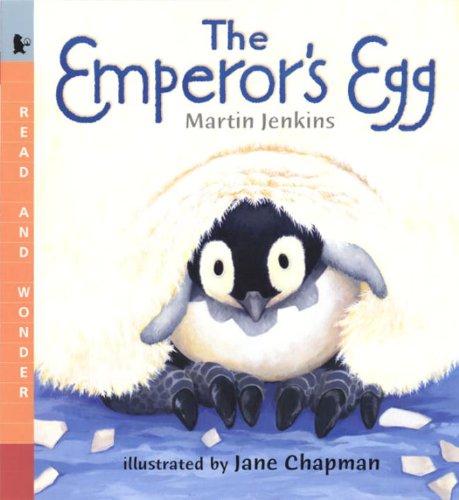 The Emperor's Egg (Turtleback School & Library Binding Edition): Jenkins, Martin