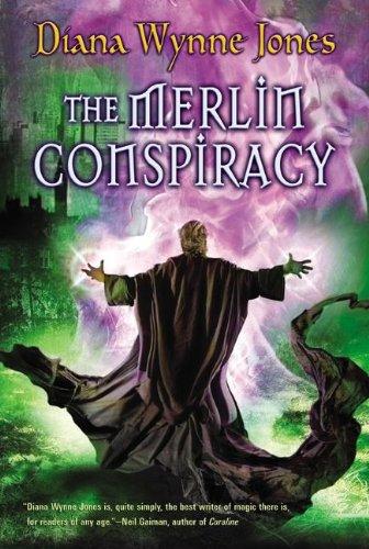 9781417627004: The Merlin Conspiracy (Turtleback School & Library Binding Edition)