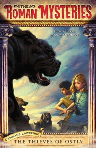 9781417628179: The Thieves Of Ostia (Turtleback School & Library Binding Edition) (Roman Mysteries (Prebound))
