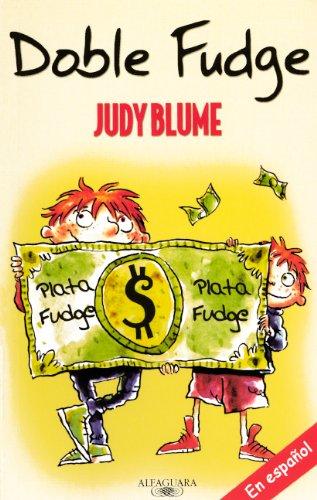 9781417632497: Doble Fudge (Double Fudge) (Turtleback School & Library Binding Edition) (Spanish Edition)