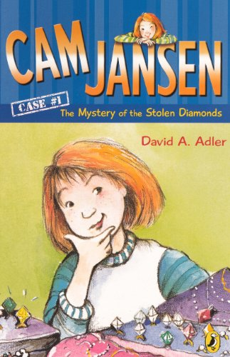 9781417632916: Cam Jansen And The Mystery Of The Stolen Diamonds (Turtleback School & Library Binding Edition)
