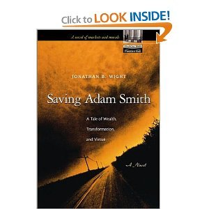 9781417633234: Saving Adam Smith: A Tale of Wealth, Transformation, and Virtue