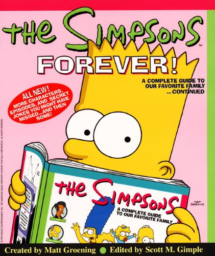 9781417637126: The Simpsons Forever! A Complete Guide To Our Favorite Family...Continued (Turtleback School & Library Binding Edition)
