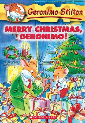 Merry Christmas, Geronimo (Turtleback School & Library Binding Edition) (Geronimo Stilton): ...
