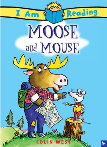 9781417639731: Moose And Mouse (Turtleback School & Library Binding Edition)