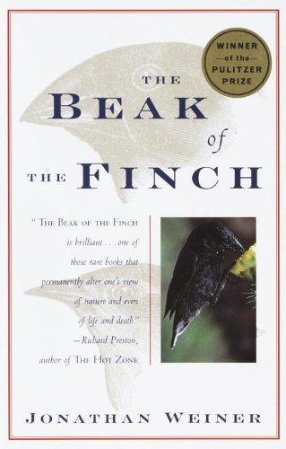 The Beak of the Finch (Turtleback School & Library Binding Edition): Weiner, Jonathan