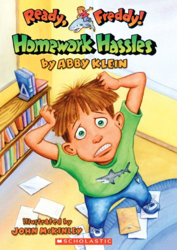 Homework Hassles (Turtleback School & Library Binding Edition) (Ready, Freddy! (Prebound)) (1417640502) by Klein, Abby