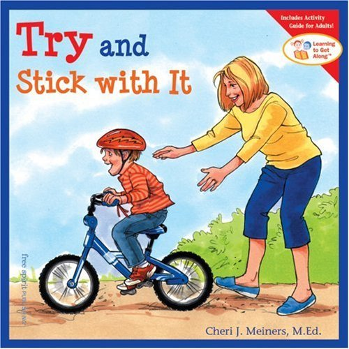 9781417641758: Try And Stick With It (Turtleback School & Library Binding Edition)