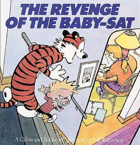 9781417642120: The Revenge Of The Baby-Sat (Turtleback School & Library Binding Edition) (Calvin and Hobbes)