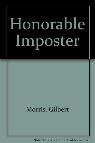 9781417643493: Honorable Imposter (The House of Winslow #1)
