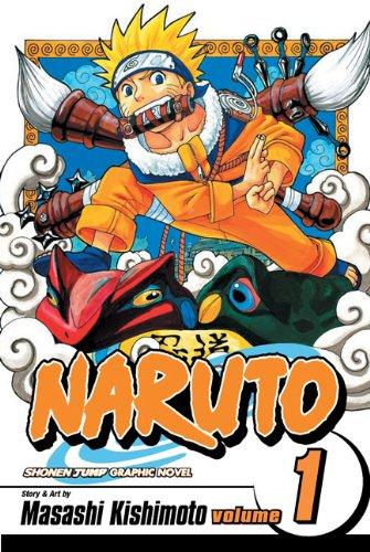 9781417651054: Naruto, Volume 1