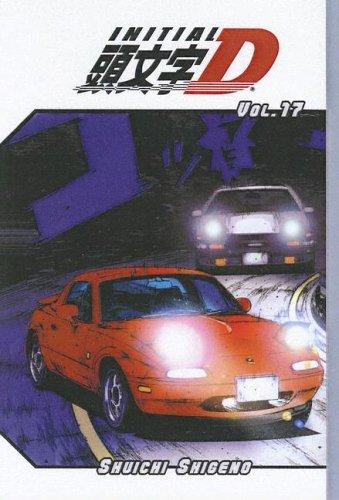 9781417652648: Initial D: Volume 17 (Initial D (Pb))