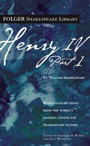 9781417659265: Henry IV, Part 1 (Turtleback School & Library Binding Edition) (Folger Shakespeare Library)