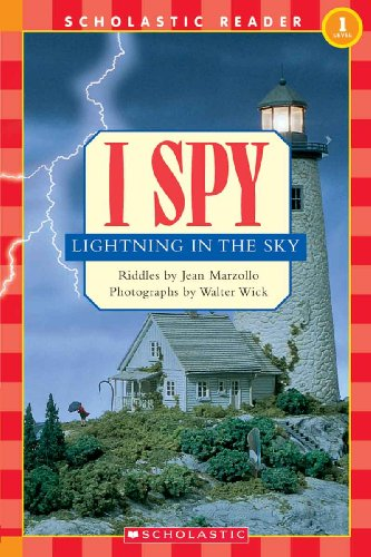 I Spy Lightning In The Sky (Turtleback School & Library Binding Edition) (9781417659951) by Jean Marzollo
