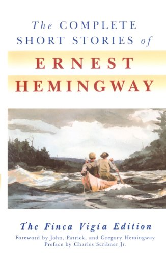 9781417660513: The Complete Short Stories of Ernest Hemingway: The Finca Vigia Edition