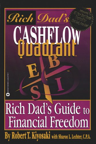 9781417664313: Cash Flow Quadrant (Turtleback School & Library Binding Edition) (Rich Dad)