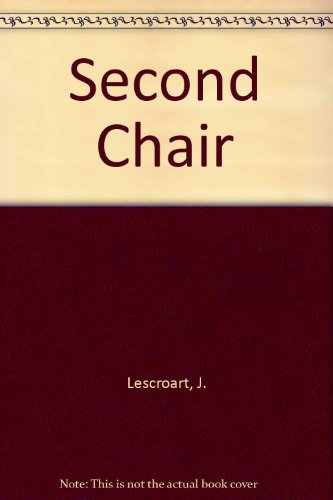 9781417664504: Second Chair