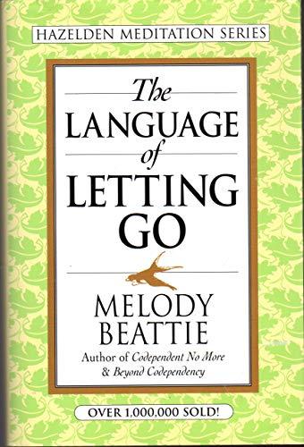 9781417666355: Language of Letting Go