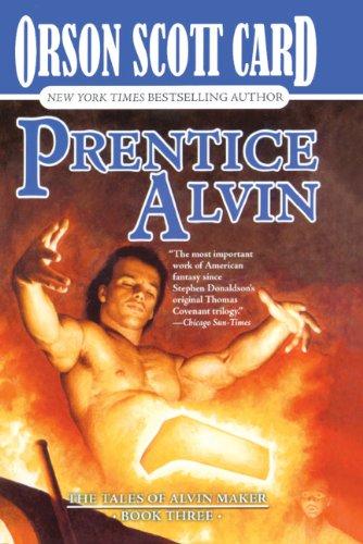 Prentice Alvin (Turtleback School & Library Binding Edition) (Tales of Alvin Maker (Pb)) (1417669993) by Orson S. Card